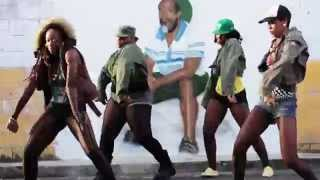 Vybz Kartel - Weedsmokers & JCapri, Charly Black -Whine and Kotch - ONYX Dance Crew