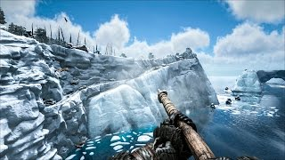 ARK: Survival Evolved - Patch 216 - Snow and Swamp Biome