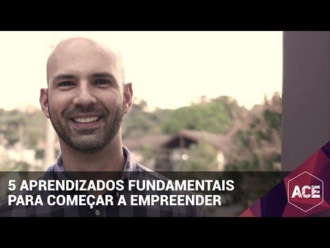 5 Aprendizados Fundamentais Para Começar A Empreender