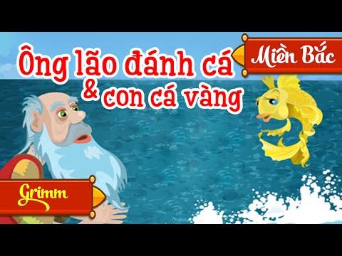 Ông Lão Đánh Cá Và Con Cá Vàng | Truyện cổ tích Việt Nam | Truyen Co Tich Cho Be