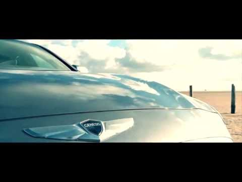 Hyundai All-New Genesis - footage trailer