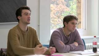 Studying politics at Sheffield - video