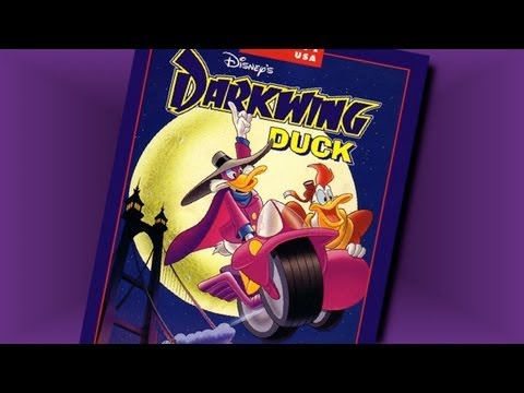 Darkwing Duck NES Gameplay Longplay (Полное прохождение)