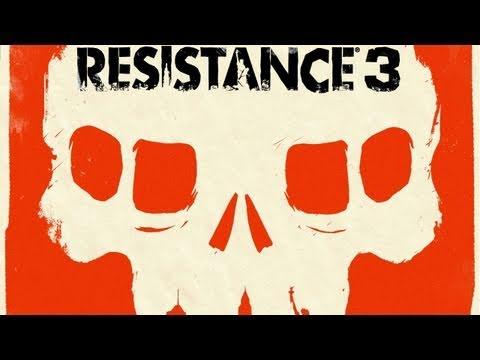 Resistance 3. 5 минут мультиплеера