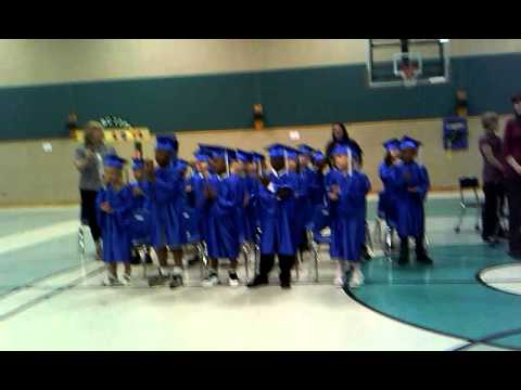 Joshua Bankhead graduation ceremony .....2010