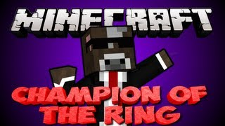 Minecraft 1.6 CHAMPION OF THE RING Server Minigame