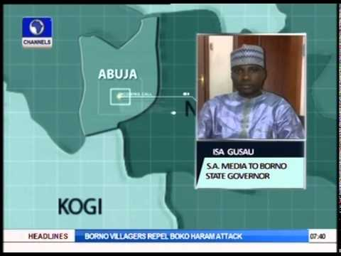 77 Abducted Schoolgirls Have Been Identified By Their Names -- Borno Govt. Pt1