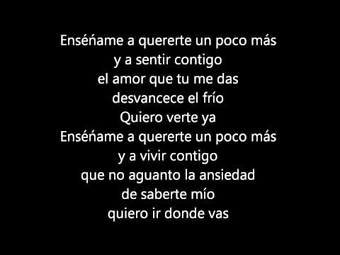 Rbd- Ensename lyrics (tekst)