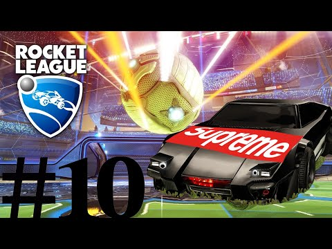 "Rocket League Xbox One Goals & Saves Compilation #10 ""The Best Fastbreak"