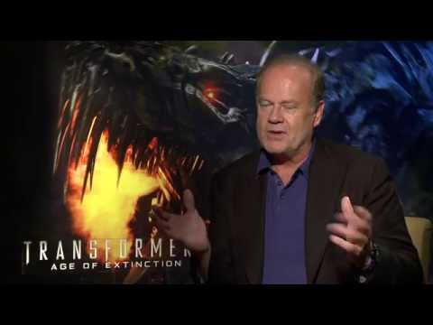 Kelsey Grammer on 'Transformers: Age of Extinction' and reprising Beast in 'X-Men'