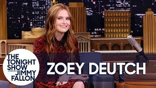 Zoey Deutch Can Make Herself Look Like a Real Housewives Cast Member
