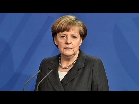 Angela Merkel no duda de la palabra de Vladimir Putin