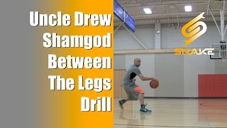 Uncle Drew Kyrie Irving Highlights Move Shammgod Between