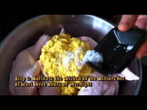 HedChef: Ayam Penyet