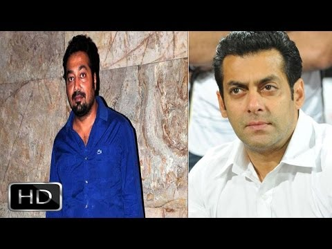 Salman Khan thinks he made my brother's life - Anurag Kashyap