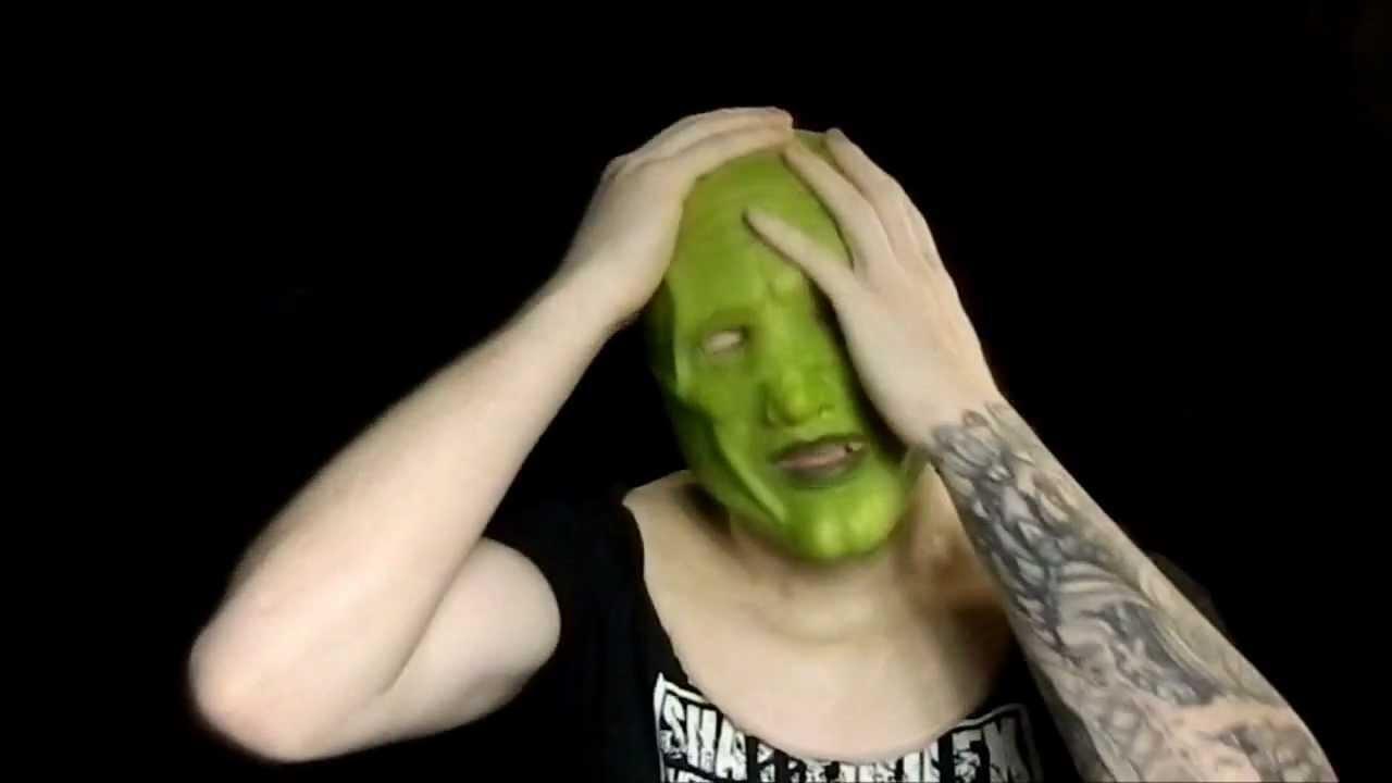 The Mask Jim Carrey Costume - klejonka