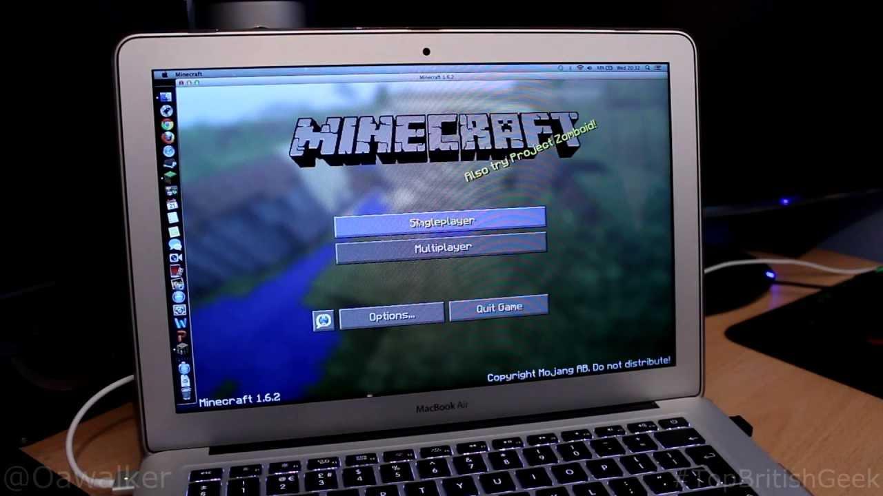 Minecraft macbook air 13 - 68
