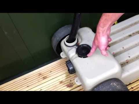 Neil Discusses An Inexpensive Water Supply & Drainage For His Garden Studio