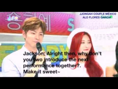 Jjongah Couple Interview COMEBACK ENG SUBS