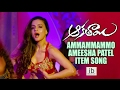 Watch: Ameesha Patel item song in Aakatayi Telugu movie..