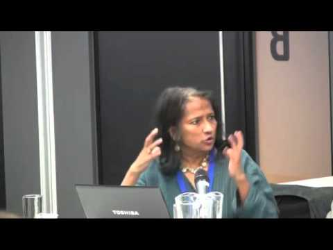 Naila Kabeer -- Development Studies, SOAS - How should inequality feature in a post-2015 agreement?