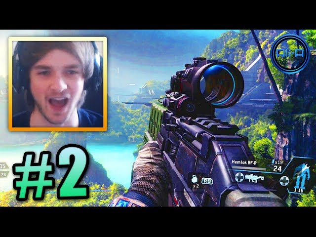 """BURSTING BEAST!"" - Titanfall LIVE w/ Ali-A! #2! - (Titan fall Multiplayer Gameplay)"
