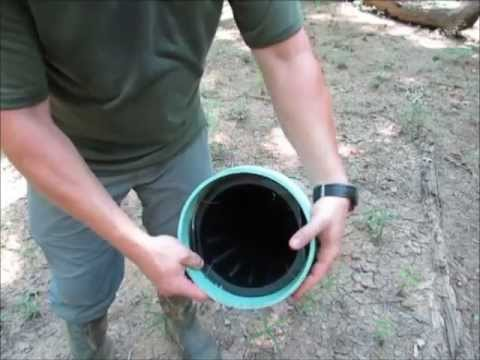 Catfish Pipe Trap Youtube
