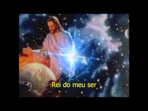 Rei da Gloria - Aline Barros - Legendado.avi
