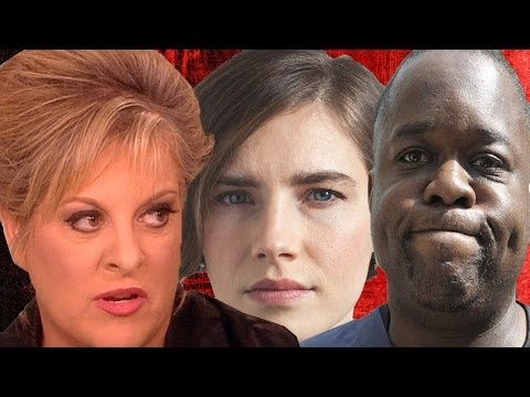 Charlie Bothuell and Nancy Grace Basement Tapes + Amanda Knox & Hobby Lobby