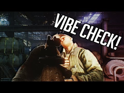 Me and Rob8484 check each others vibe in Escape From Tarkov