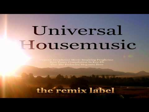 Various Artists - Universal Housemusic by Paduraru #Deeptech #Proghouse #Music Mixset in KeyEb123