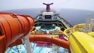 Why This Ship Is Called a Floating Amusement Park