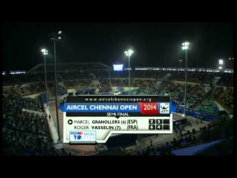 ACO 2014 - Day6: 1st Semi Final - M GRANOLLERS vs E ROGER-VASSELIN