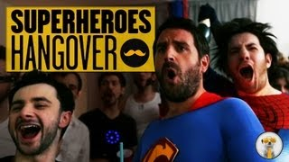 The Hangover: Superheroes Version