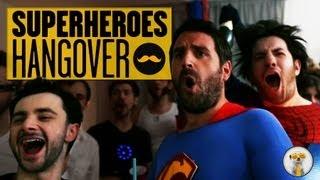 SURICATE The Superheroes Hangover