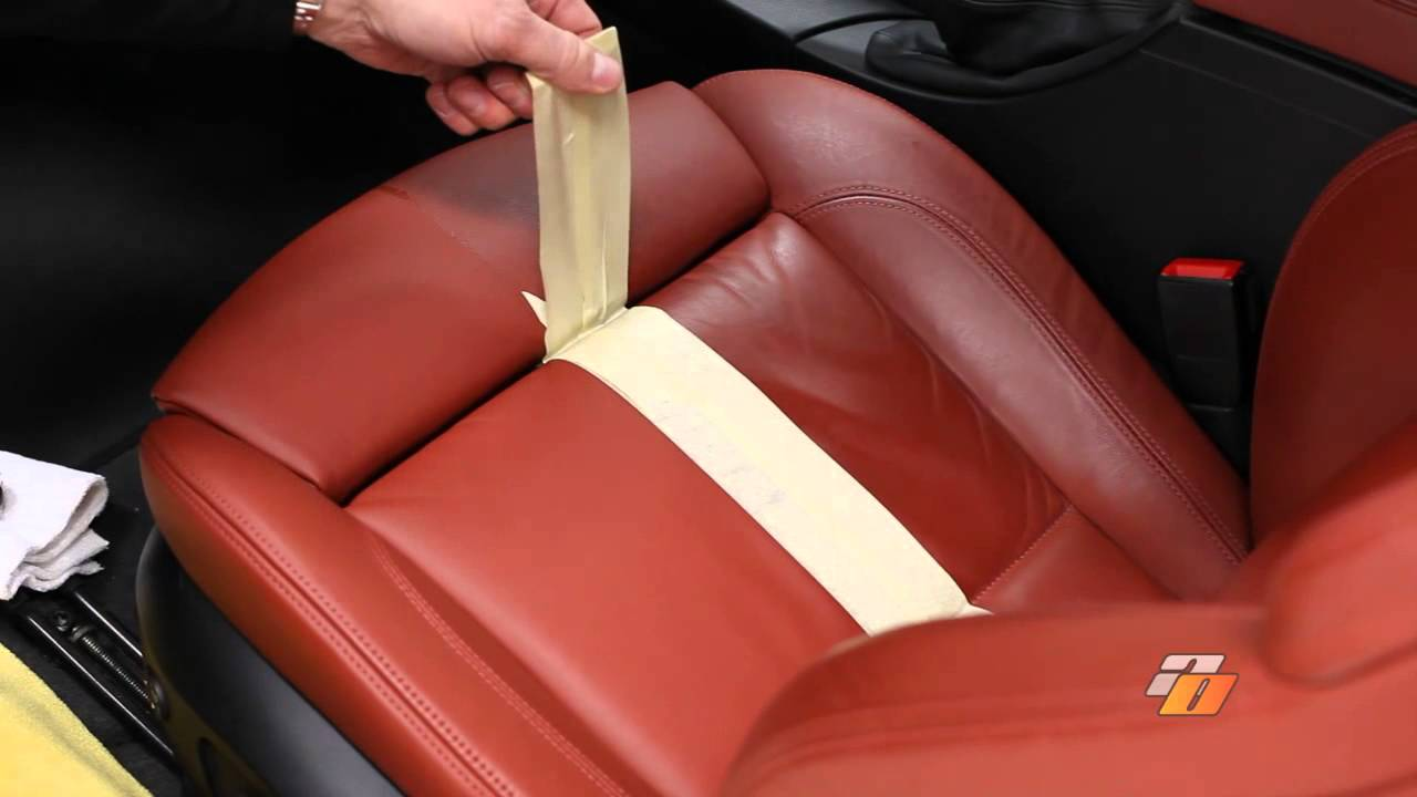 how to clean your leather seats with swissvax leather cleaner by auto obsessed youtube. Black Bedroom Furniture Sets. Home Design Ideas