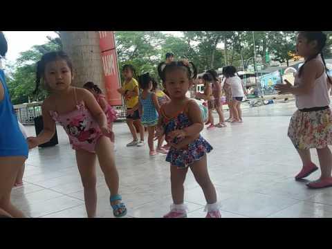 Mc nhảy em bé khỏe em bé ngoan 21.7.16(1)