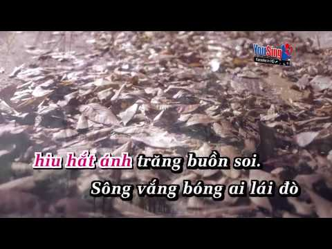 KARAOKE BEN SONG CHO-Hương Thủy