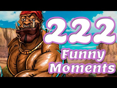 Heroes of the Storm: WP and Funny Moments #222