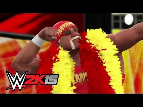 WWE 2K15 Commercial: Hulk Hogan — Behind the Scenes