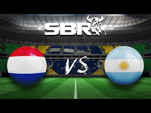 Netherlands vs Argentina 09.07.14 | 2014 World Cup Semi Finals Match Preview