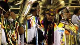 Apache Gold Casino Pow Wow 2014 Grand Entry