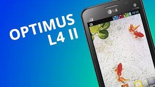 Análise: Optimus L4 II, O Smartphone Básico Da LG Sob