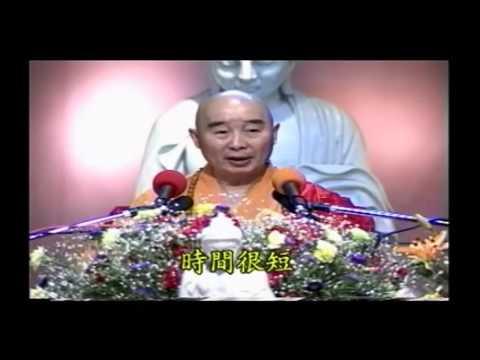 Kinh Kim Cang Giảng ký Tập 36 - Pháp Sư Tịnh Không