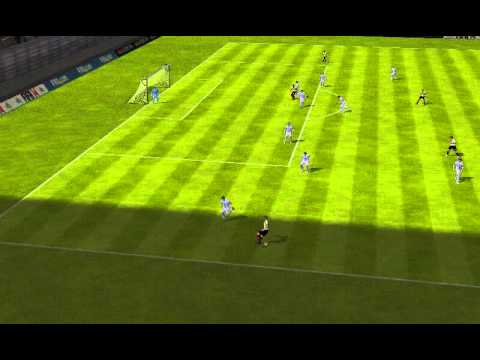 FIFA 14 Android - Darckmajico1234 VS Perth Glory FC