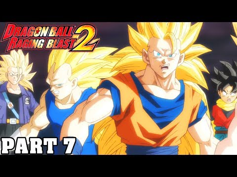 the standard story mode from previous Dragon Ball fighting games