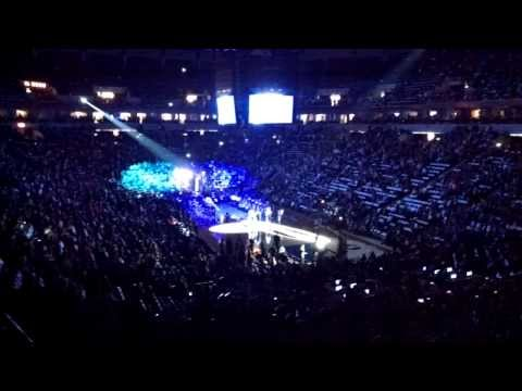 2013-2014 Minnesota Timberwolves intro