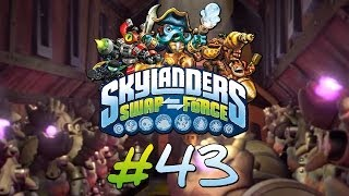 Let's Play Skylanders: Swap Force #43 - Feuer im Phantasma-Wald [blind!]