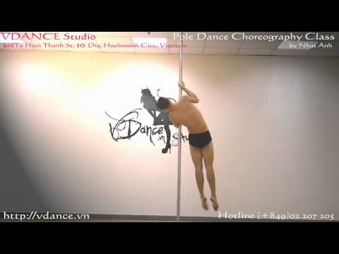 LOVE SEX MAGIC Nhat Anh POLE DANCE Choreography Class- VDANCE Studio