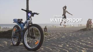 Bikers Rio Pardo | Vídeos | Bicicleta elétrica dobrável com pneus largos é sucesso em crowdfunding
